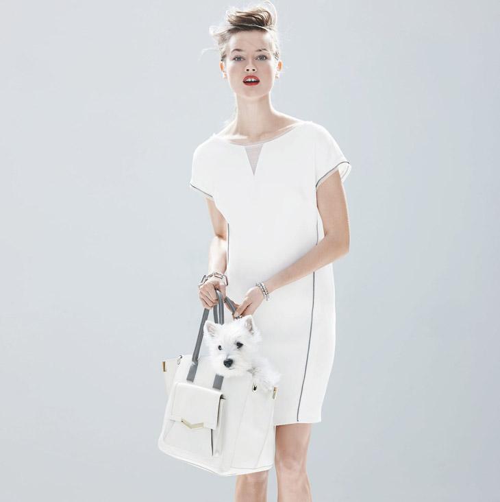 Моника Жак Ягачак и Гинта Лапина для Neiman Marcus