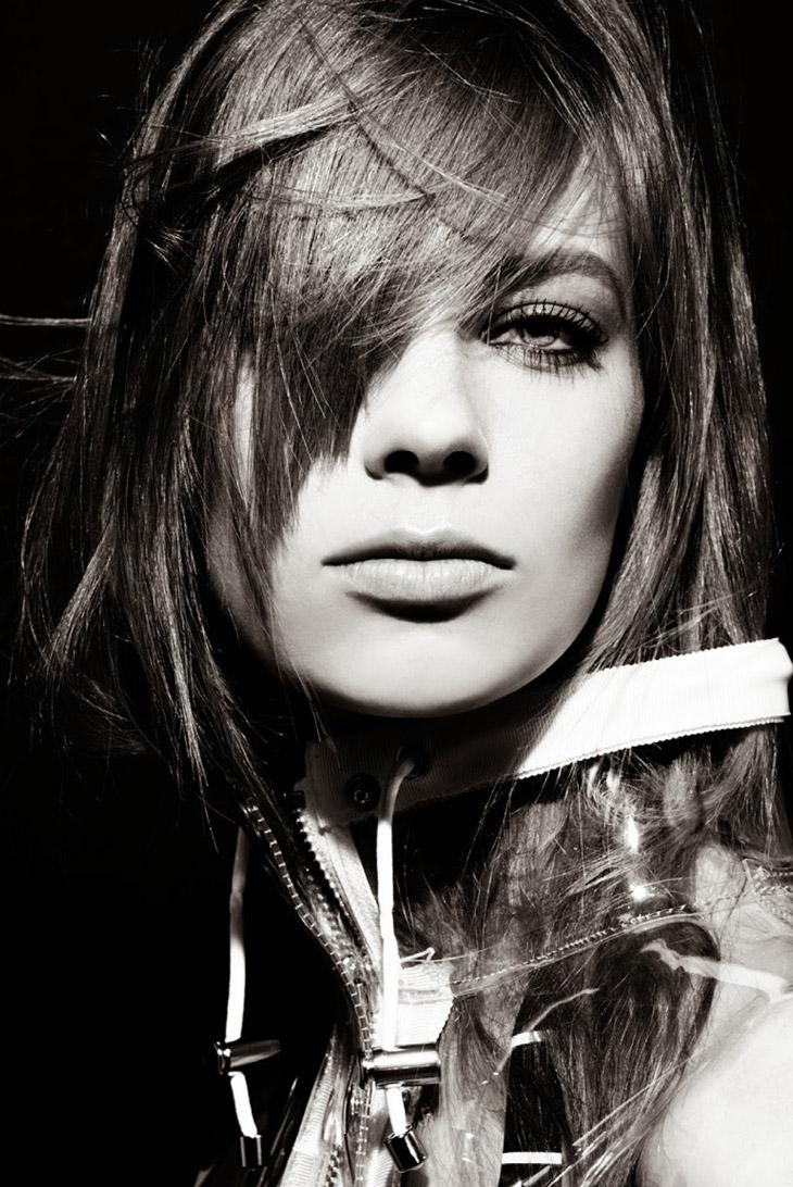 Лекси Болинг стала звездой свежего номера Vogue Italia 2014