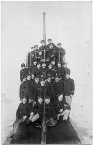 подводная лодка Аллигатор, 1915 г.