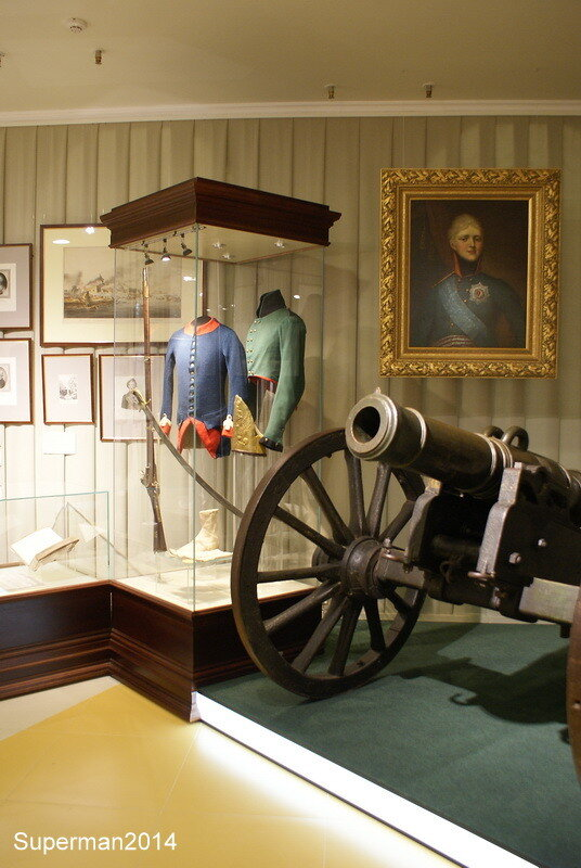 Бородинский военно-исторический музей-заповедник