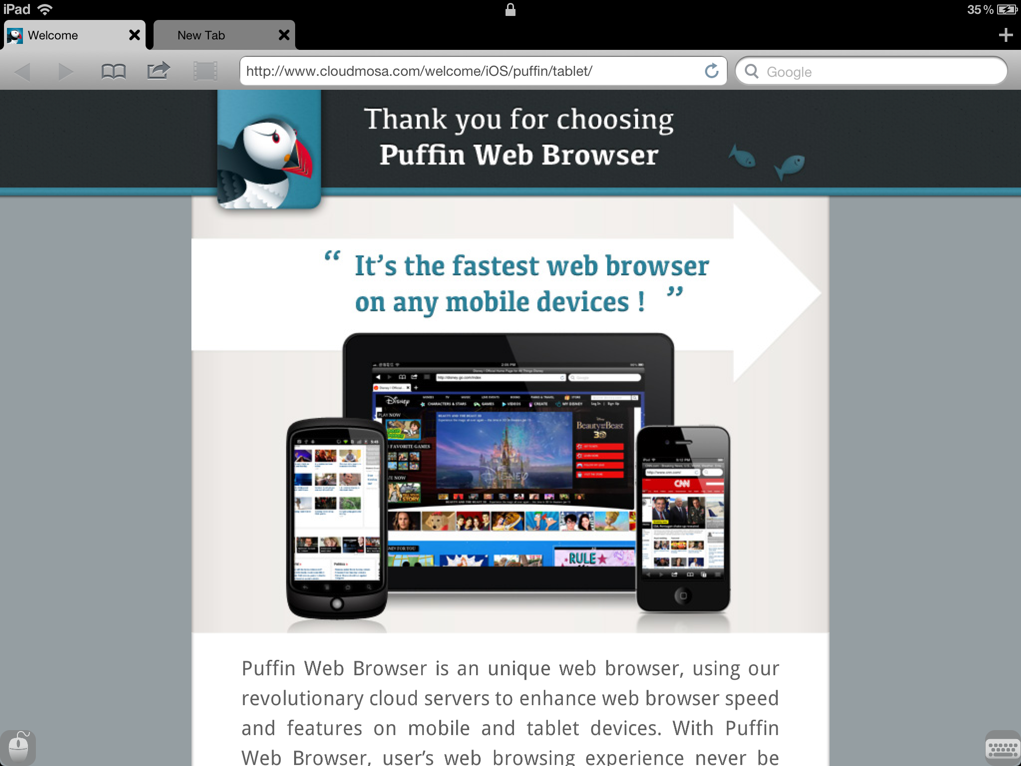 Puffin browser full free download