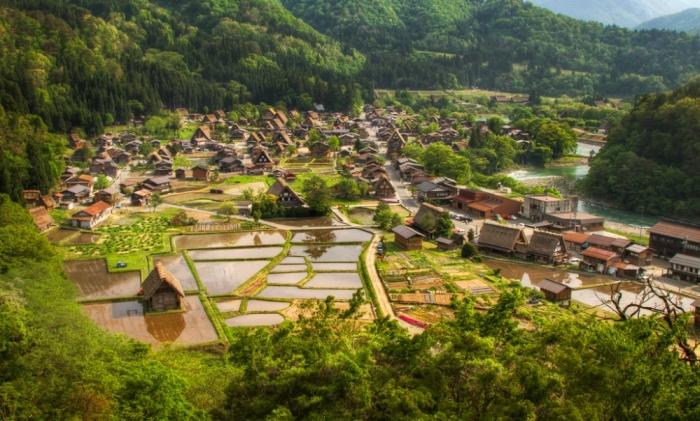 Всякие разные деревни