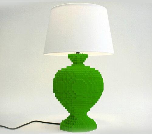 Лампа из ЛЕГО