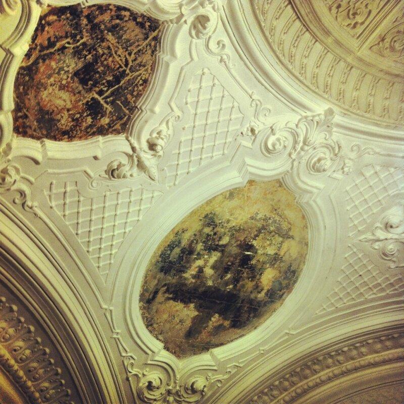 Реставрация Колокольни на Софийской набережной