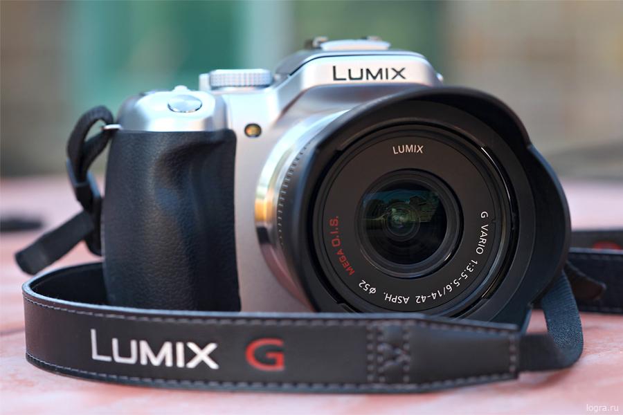 Panasonic Lumix DMC G5