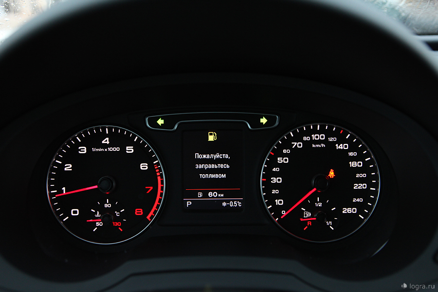 тест драйв Audi Q