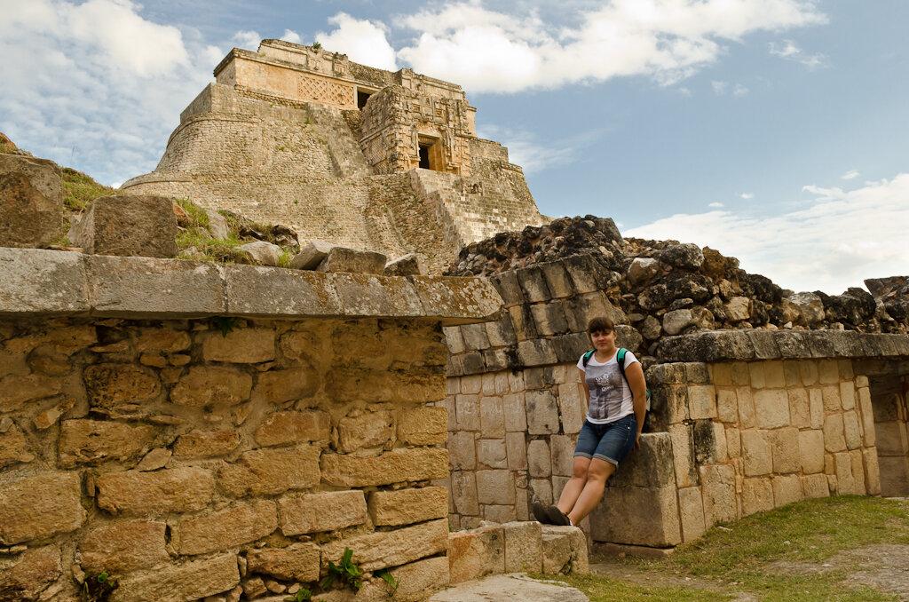 В древнем Ушмале. Пирамиды Майя в Мексике. Отзыв о самостоятельной экскурсии