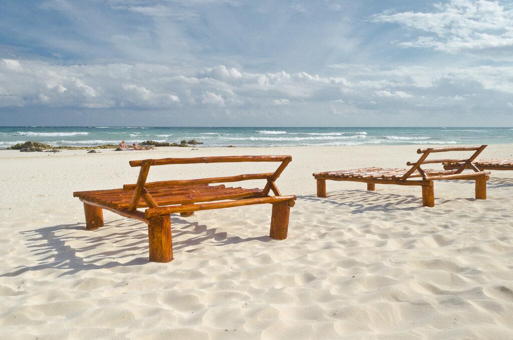 Хотите пустынных пляжей? Езжайте в Мексику! Отзывы об отеле в Тулуме Amansala