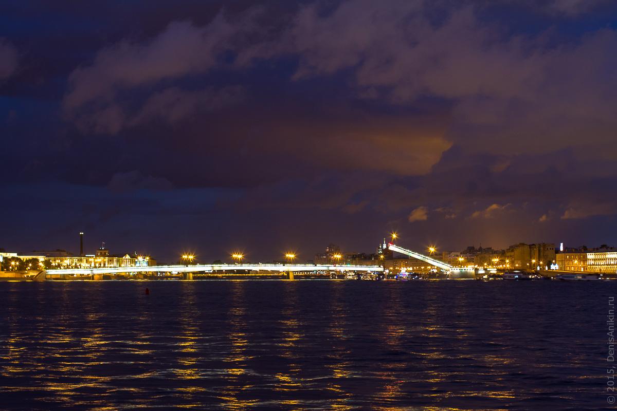 Санкт-Петербург развод мостов 7