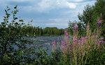 Lake Ladoga / Ладожское озеро (р Бурная)