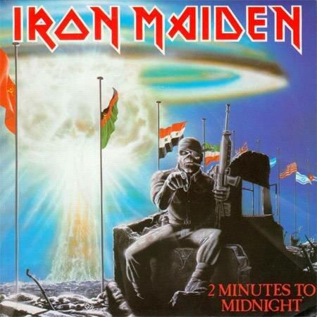 Iron Maiden «Two Minutes To Midnight»