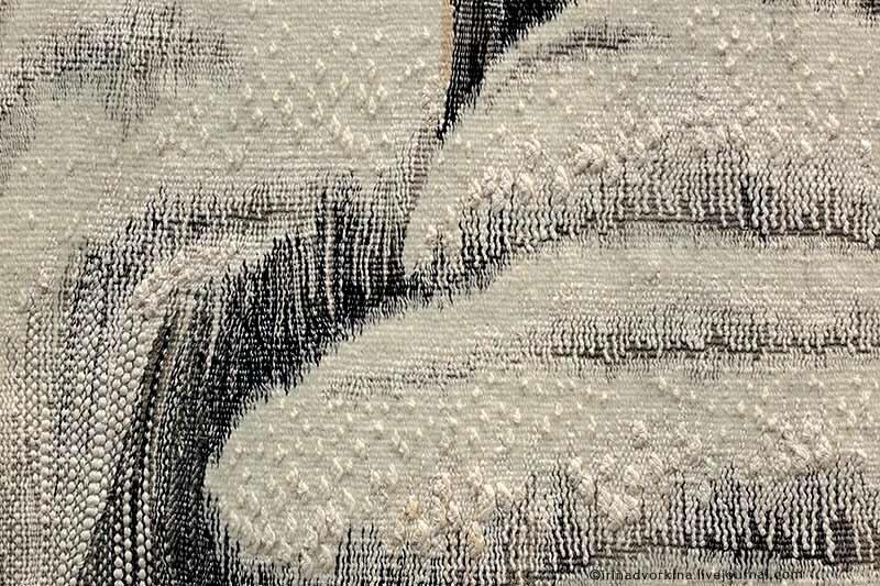 Мигаль. Цветение трав. Гобелен