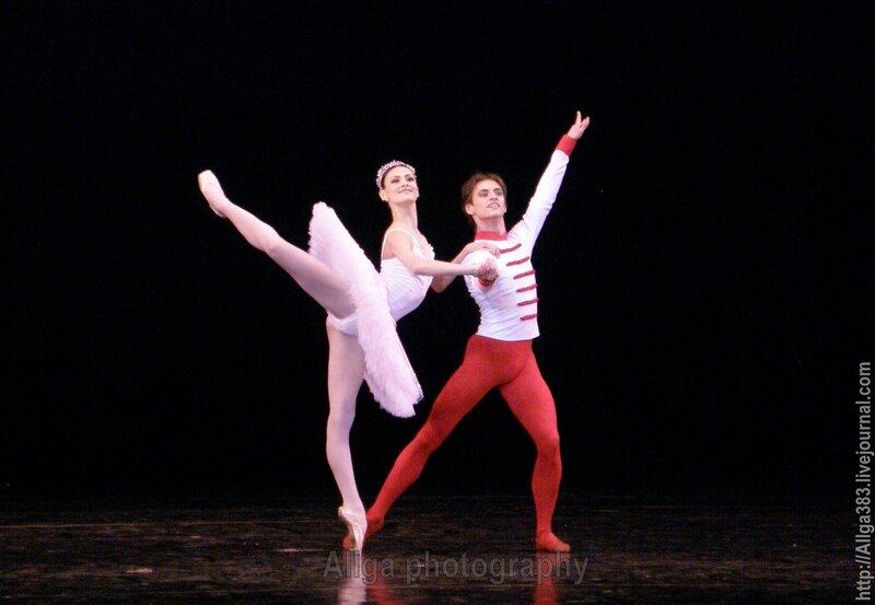 Вечер снежного балета