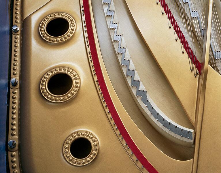 Как делают рояли