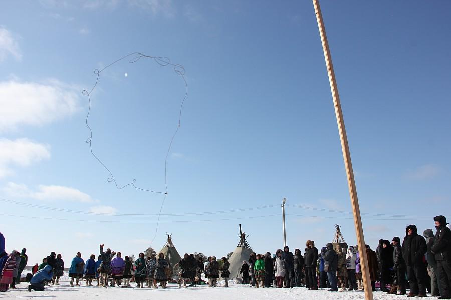 Праздник Ханты. Олимпийские игры отдыхают ;) #ugraterra