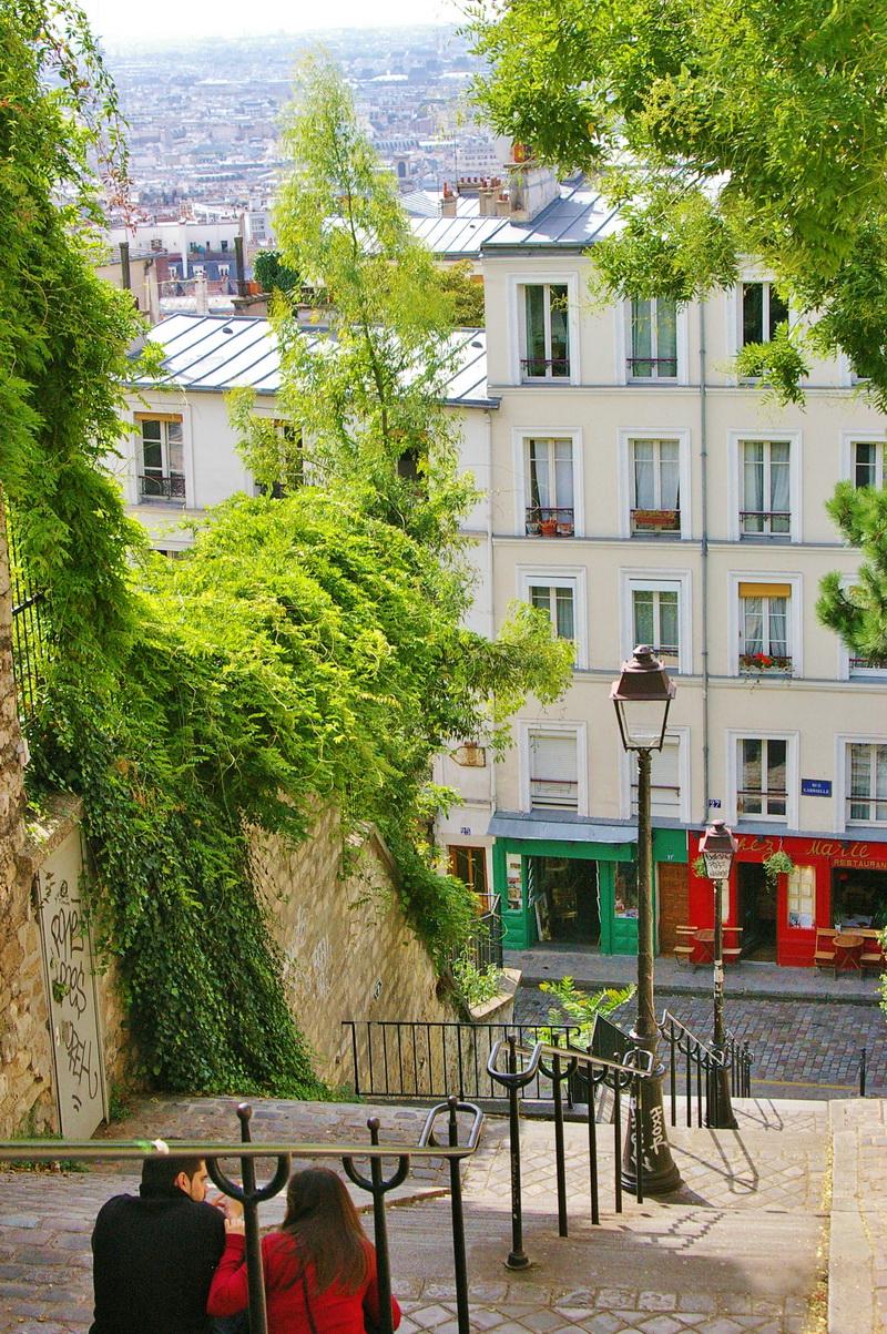 Montmartre, Paris 18th