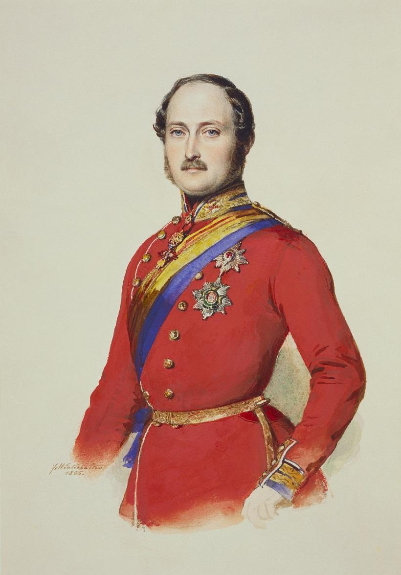 Принц Альберт  от 1 855