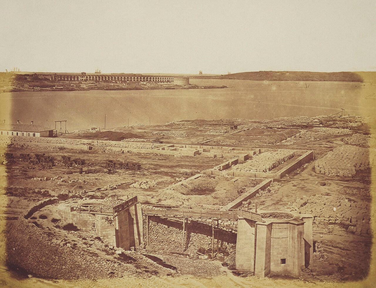 Севастополь. Николаевский форт