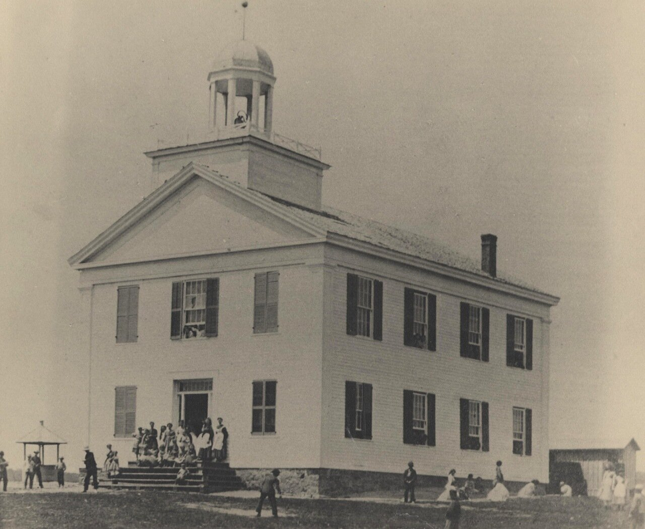 Академия, 1879