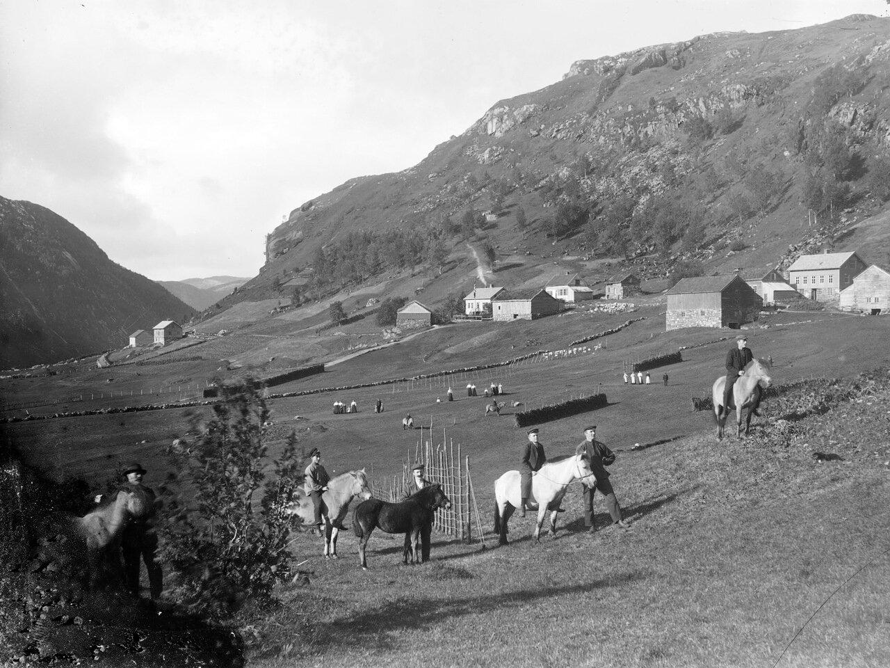 Гулен. 1908 г.