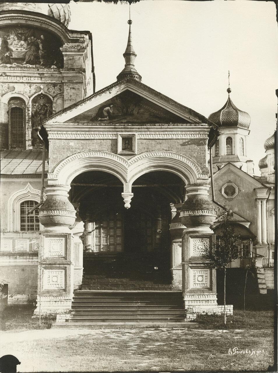 1.Ипатьевский монастырь