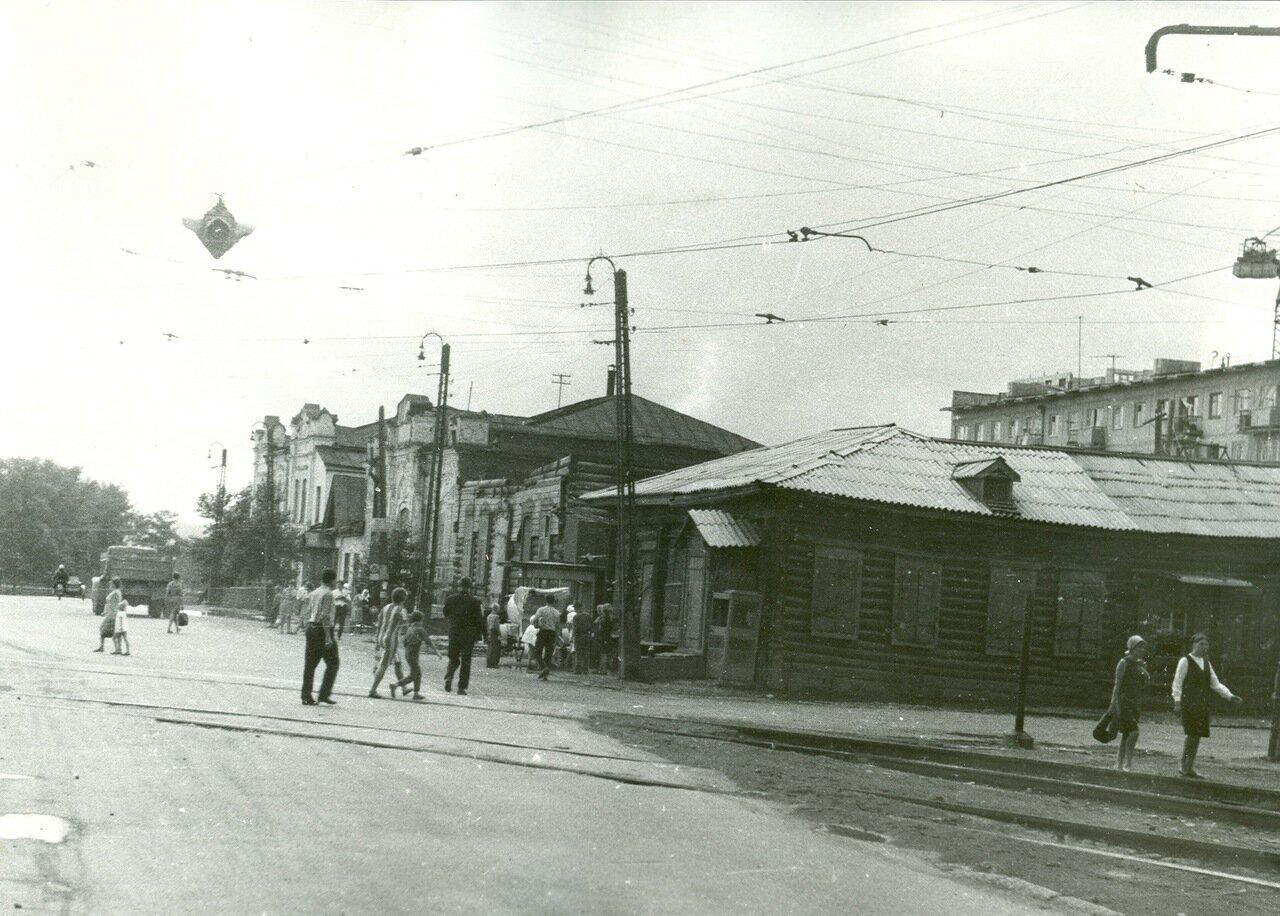 Советская площадь 1960-е г