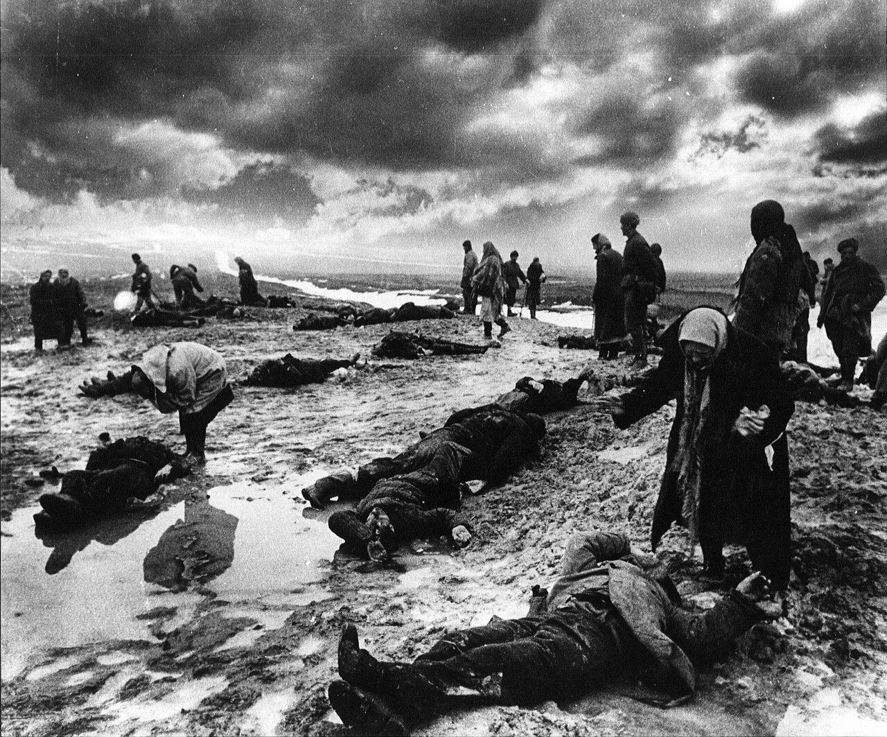 Горе, Керчь, 1942 г.