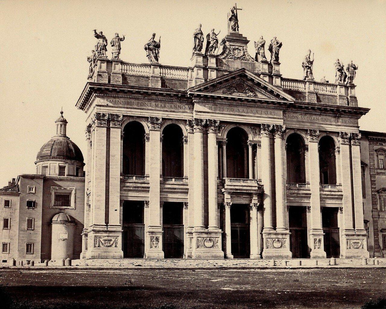 Собор Святого Иоанна Крестителя на Латеранском холме