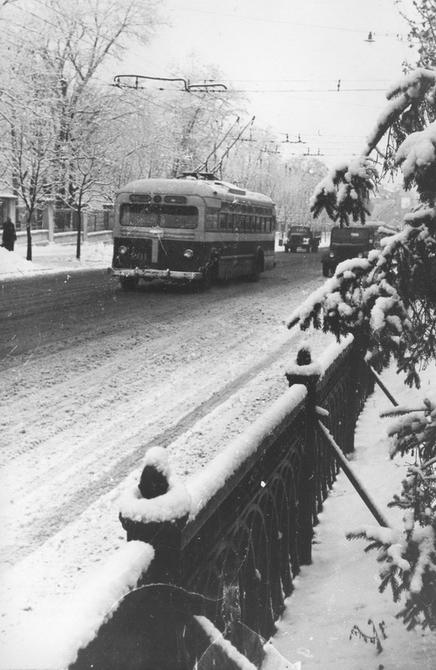 1956.03.14. Бульвар Тараса Шевченко