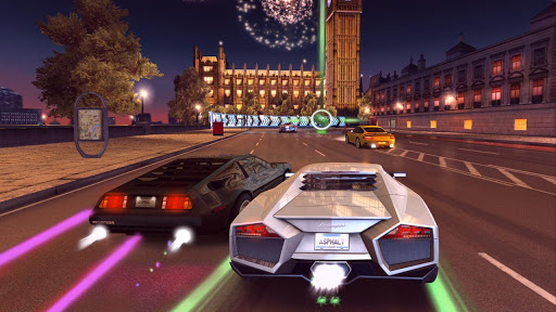 Asphalt 7: Heat (Full) (Android игры)