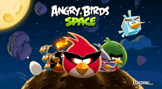 Angry Birds Space Premium + HD для Android