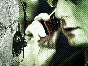 Записи телефонных разговоров могли сделать уволенные сотрудники спецслужб