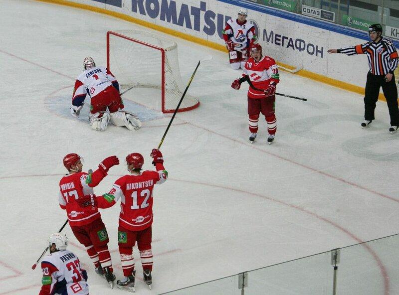 �������� vs ���������� 5:2 ��������� ��� 2012-2013 (����)