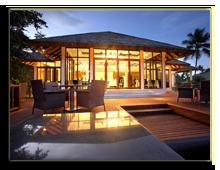 Сейшелы. О. Силуэт. Hilton Seychelles Labriz Resort & Spa. Portobello Restaurant