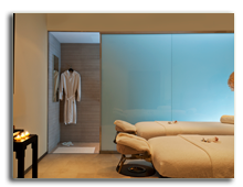 ОАЭ. Дубаи.The Westin Dubai Mina Seyahi Beach Resort & Marina.Heavenly Spa -Couples Treatment Room