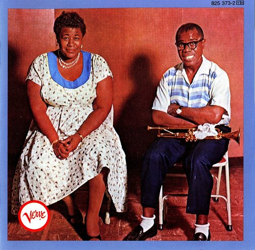 Ella Fitzgerald, Louis Armstrong - Ella And Louis (1957) FLAC