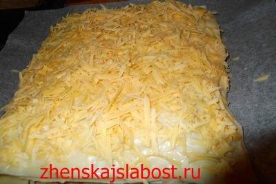 как готовить лазанью