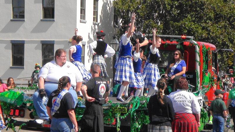 St. Patrick's Day Parade  /      праздник, День Св. Патрика