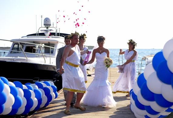 можно свадьба морская тематика сценарий дочки