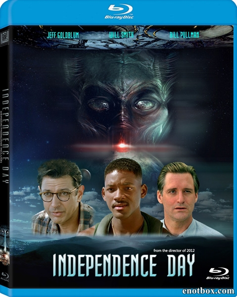 День независимости / Independence Day (1996/BDRip/HDRip)
