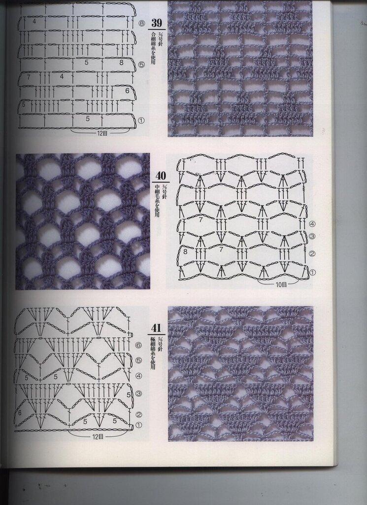 Todo para Crear  : 200 Muestras de puntos en crochet