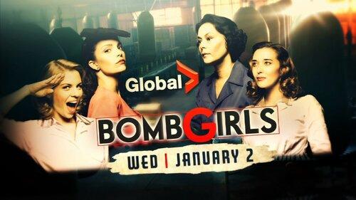 Постер 2-го сезона Bomb Girls