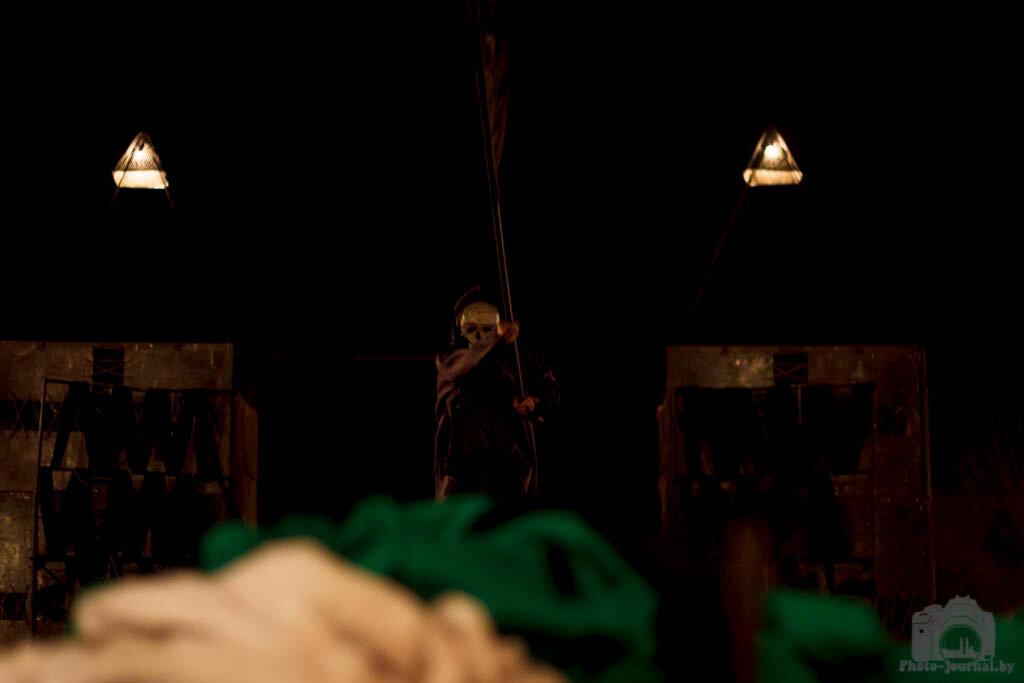 Погребение кармен в Могилеве