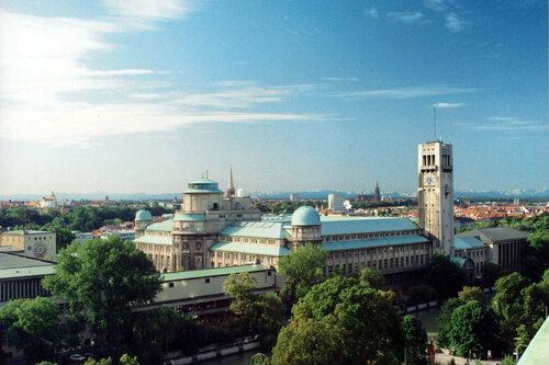 Здание Немецкого музея