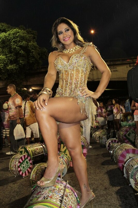 Best Brazilian Babes images on Pinterest Beautiful curves.