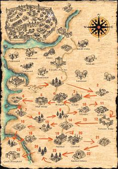 Baldur's Gate. Путеводитель журнала Game.EXE по игре
