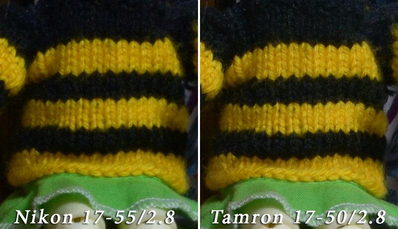 Nikon VS Tamron