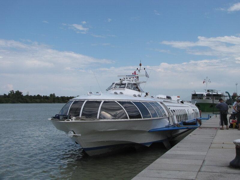 """Дмитрий Баринов: """"Руководство Украинским Дунайским пароходством — это многогранная работа"""" (видео)"""