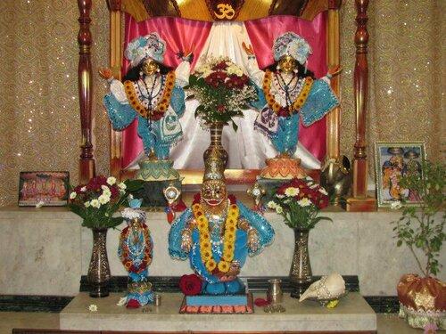 Sri Sri Avadhuta Chandra Gauranga Roy, Sri Prahlad Yoga Nrisimha, Krasnodar, Russia - ����� ��������� ��������