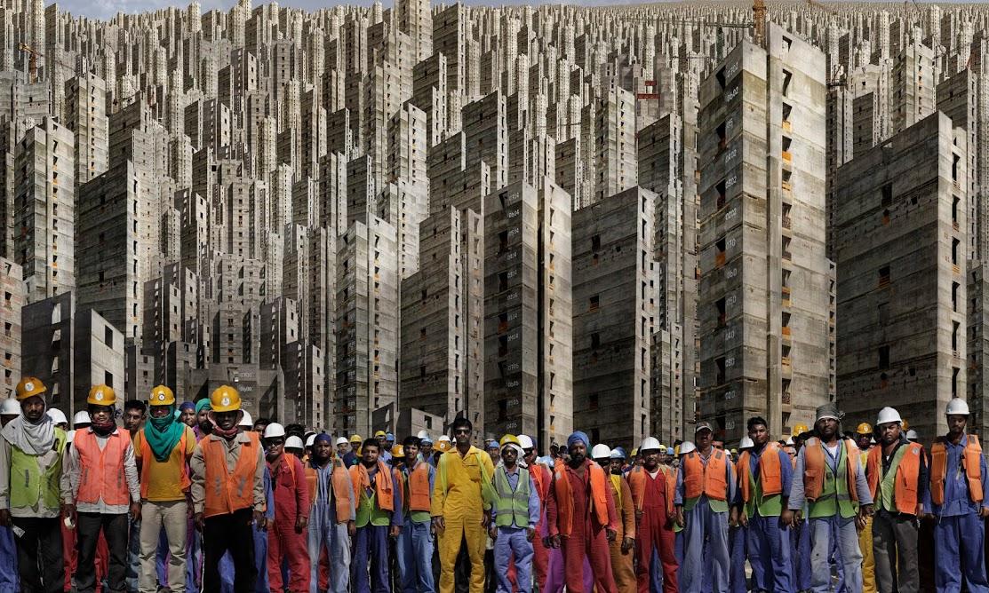 Преображённая реальность в гиперфотографиях Jean-Francois Rauzier